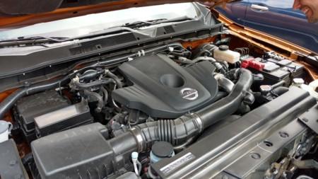 El motor de Nissan Frontier 2017 precio en México