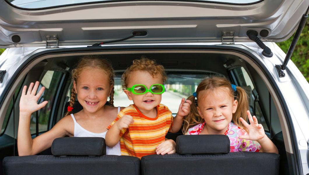 Ninos en el auto, Que llevar en el coche?