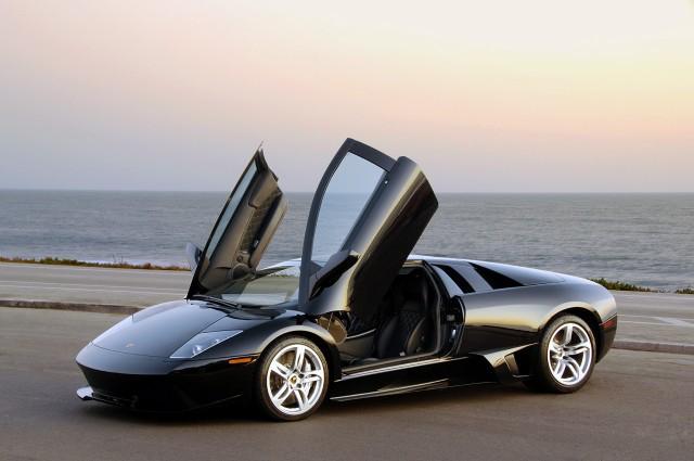El Lamborghini Murciélago es de los deportivos italianos favoritos