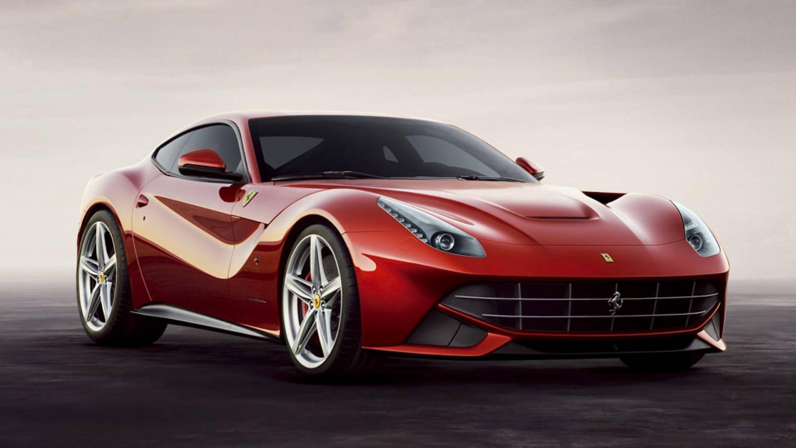 El Ferrari F12 fue reconocido por su diseño