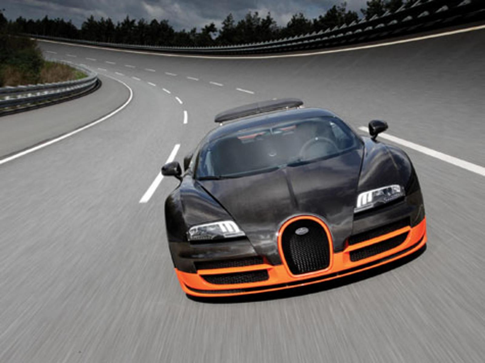 Los carros mas rapidos del mundo Bugatti Veyron EB