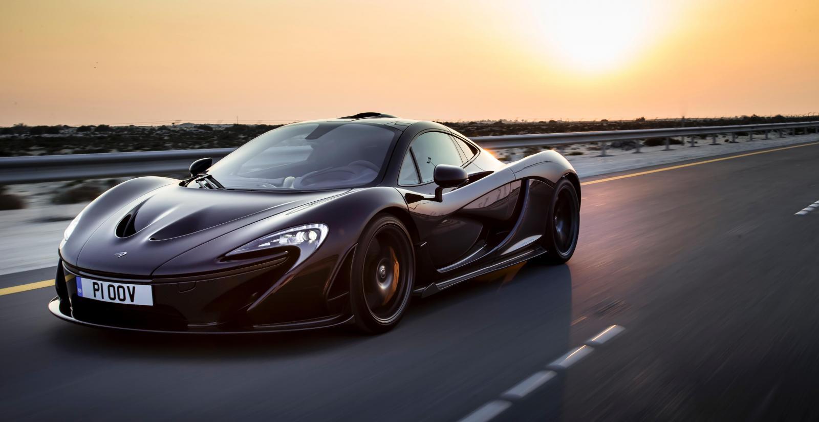 Los carros mas rapidos del mundo McLaren P1