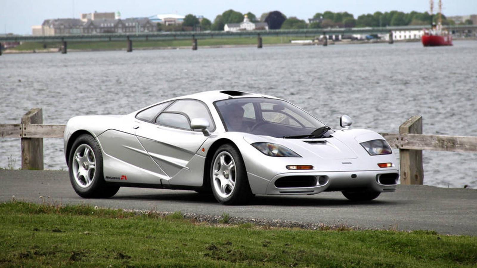 Los carros mas rapidos del mundo McLaren F1