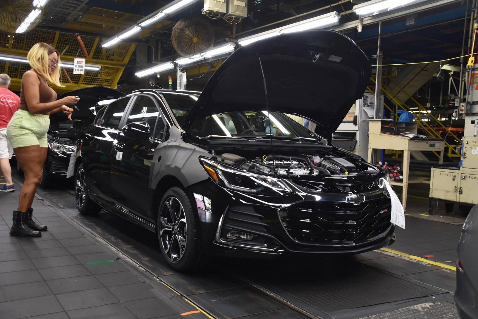 GM cerrará fábricas en Norteamérica
