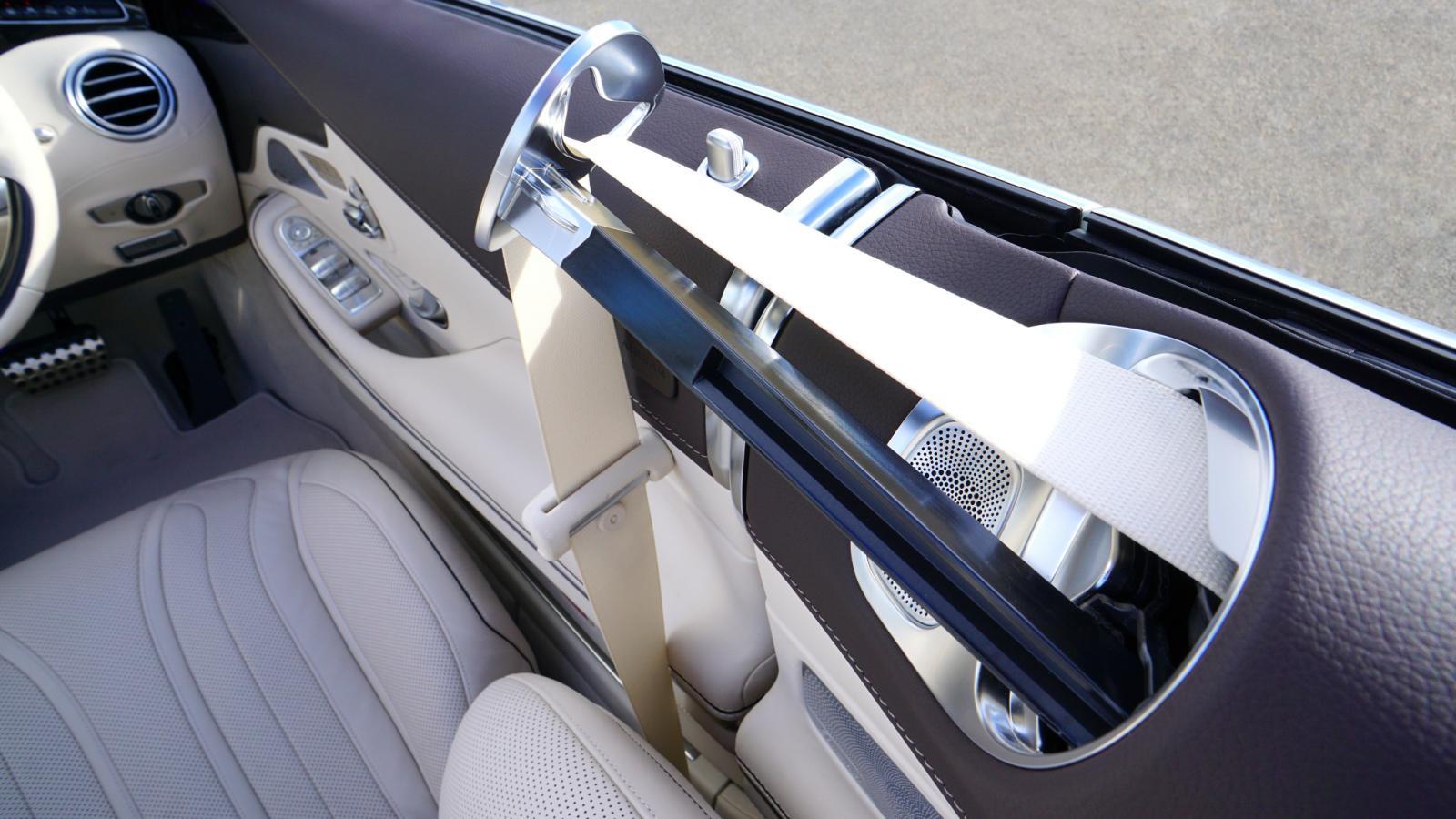 Importancia del cinturon de seguridad y lo que debes saber