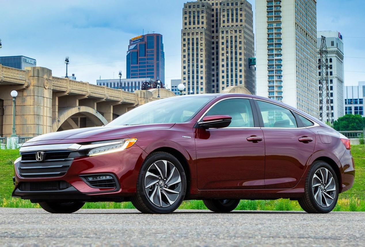 Honda Insight 2019: Un sedán muy recomendable