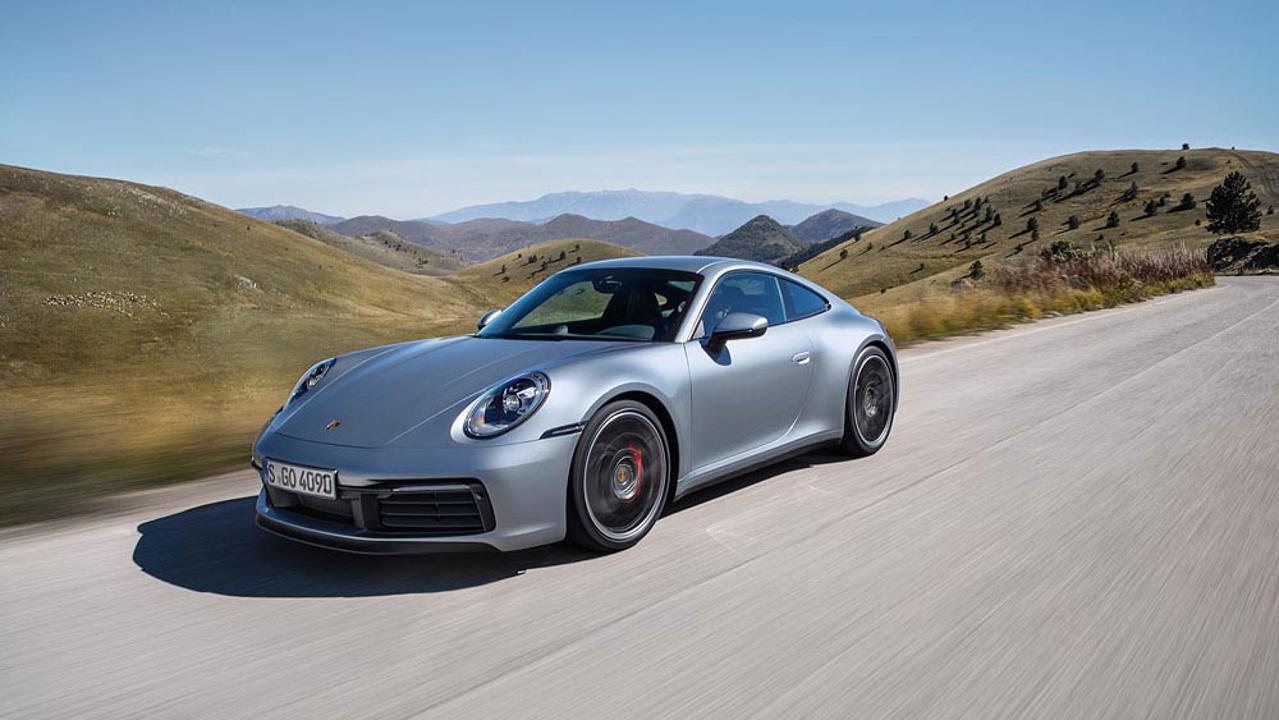 Así es el nuevo Porsche 911 Carrera S
