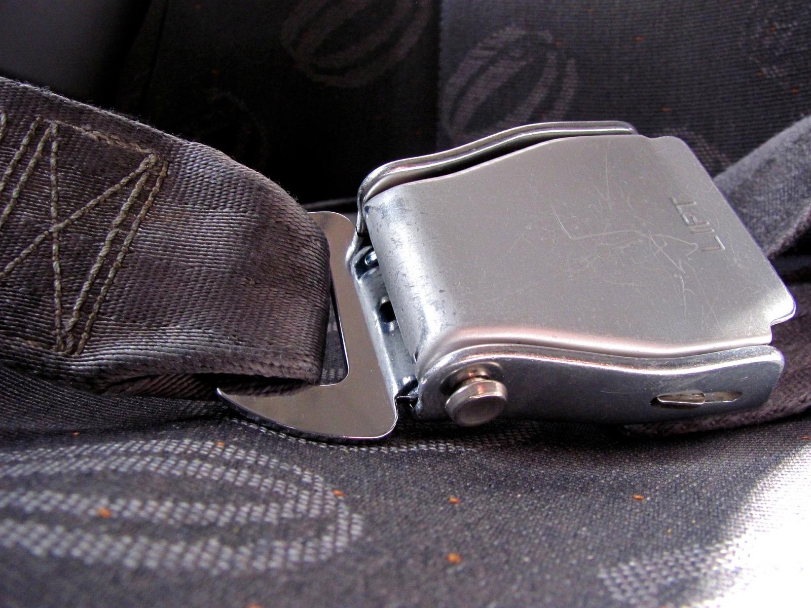 Cinturon de seguridad para embarazadas