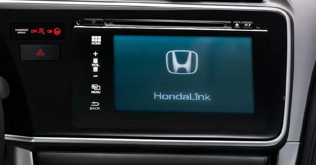 Pantalla HD táctil de Honda City 2019 precio en México