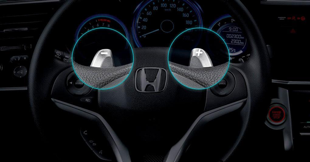 Paddle Shift de Honda City 2019 precio en México