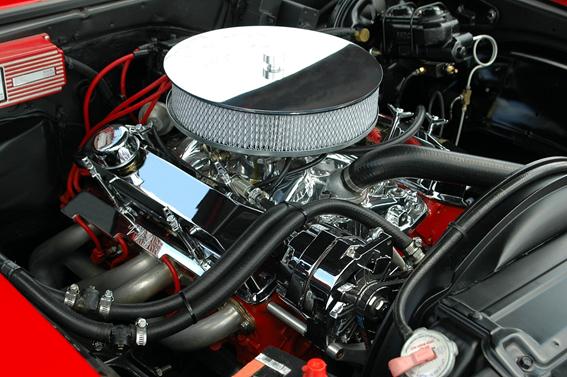 Motor de autos