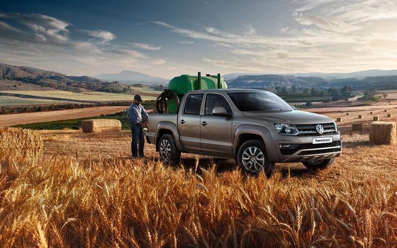 Volkswagen Amarok pick-up