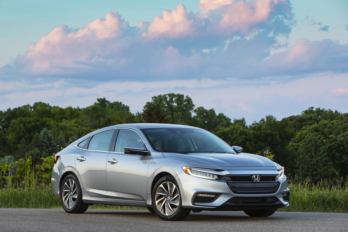 El Honda Insight 2019 fue reconocido en el Autoshow de Los Ángeles como el 'Auto más verde del año'
