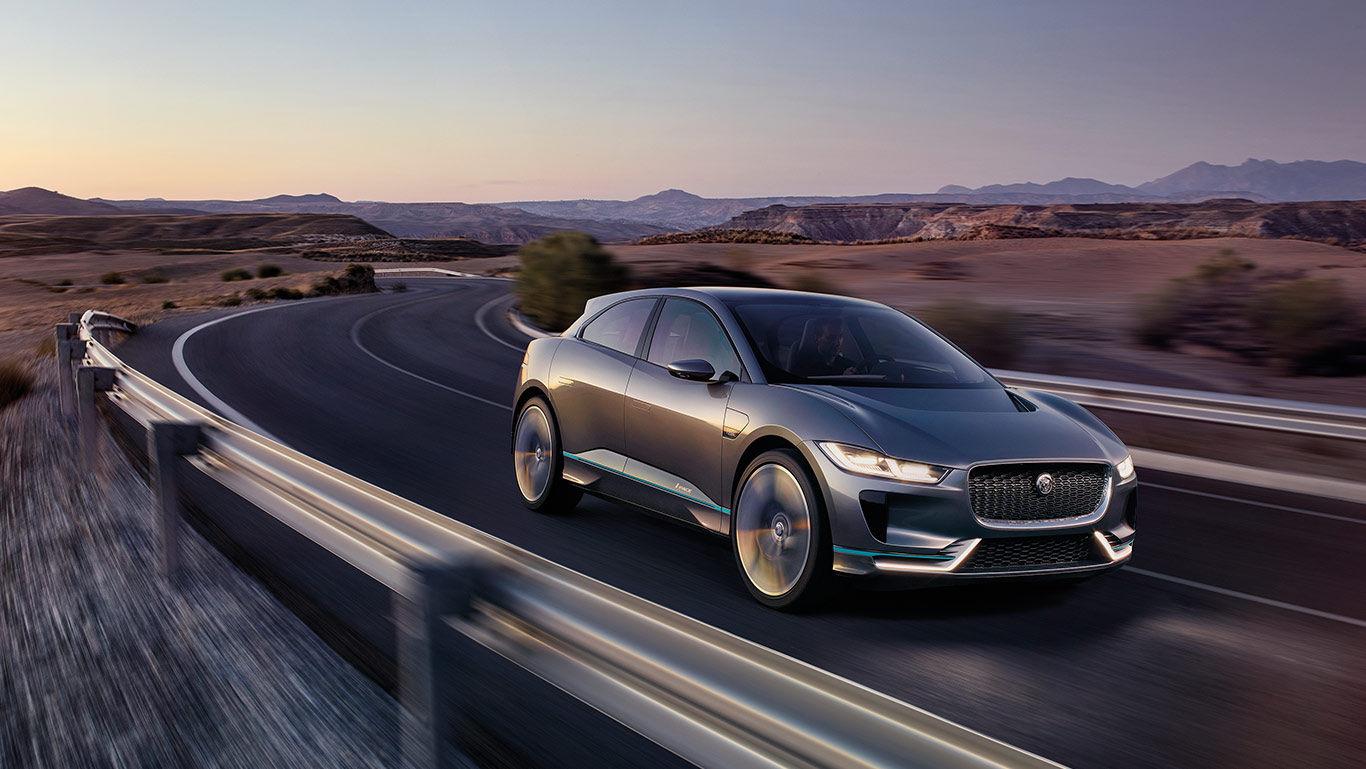 El premio Luxury Green Car of the Year fue para el Jaguar I-PACE, el primer eléctrico de la marca.