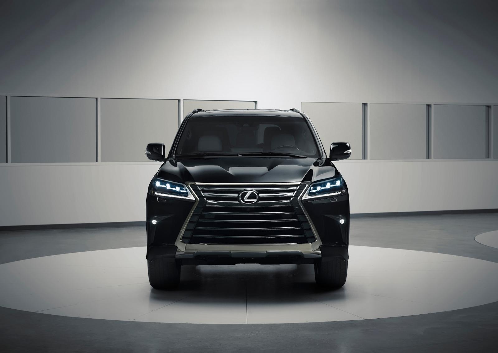 Lexus rinde homenaje al poder y lujo con la LX Inspiration Series de edición limitada que debutó en el Autoshow de Los Ángeles