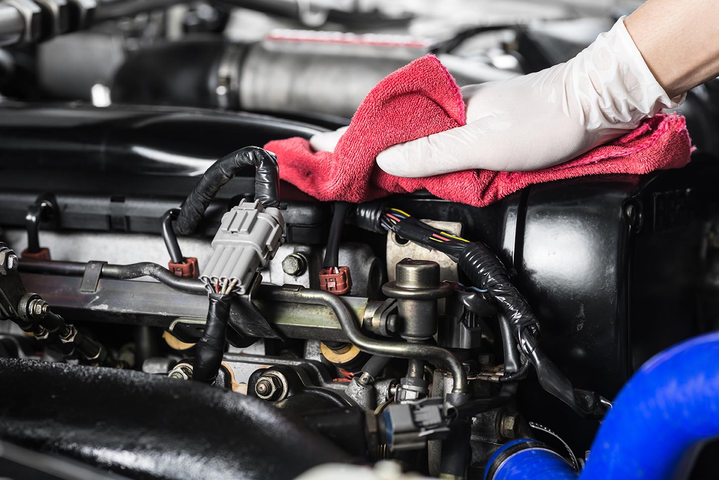 Lavado de motor de autos ahora te decimos cómo