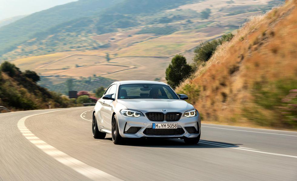 BMW M2 Competition 2019 precio en México 7
