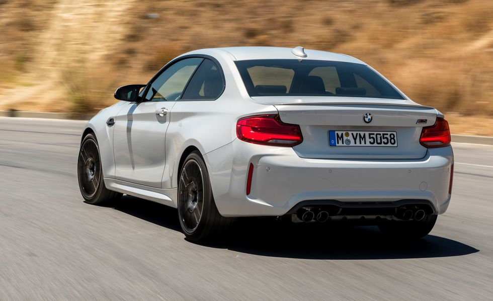BMW M2 Competition 2019 precio en México 6