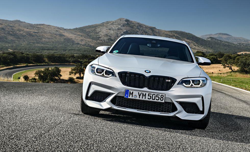 BMW M2 Competition 2019 precio en México 1