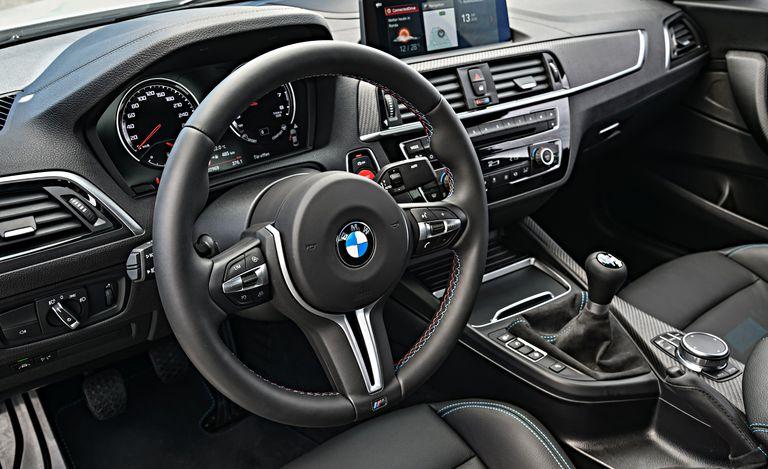 BMW M2 Competition 2019 precio en México 3