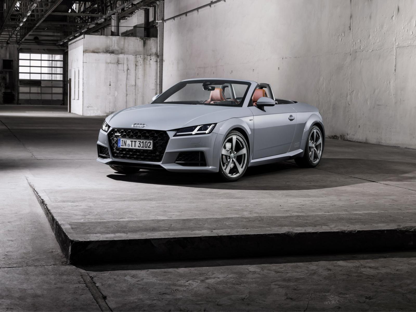 Audi TT 2019 20 Years