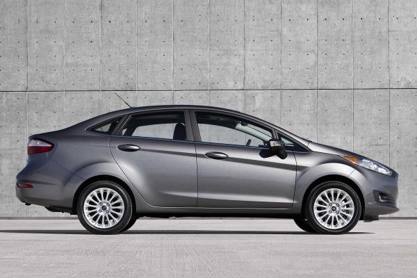 Ford Fiesta S TM