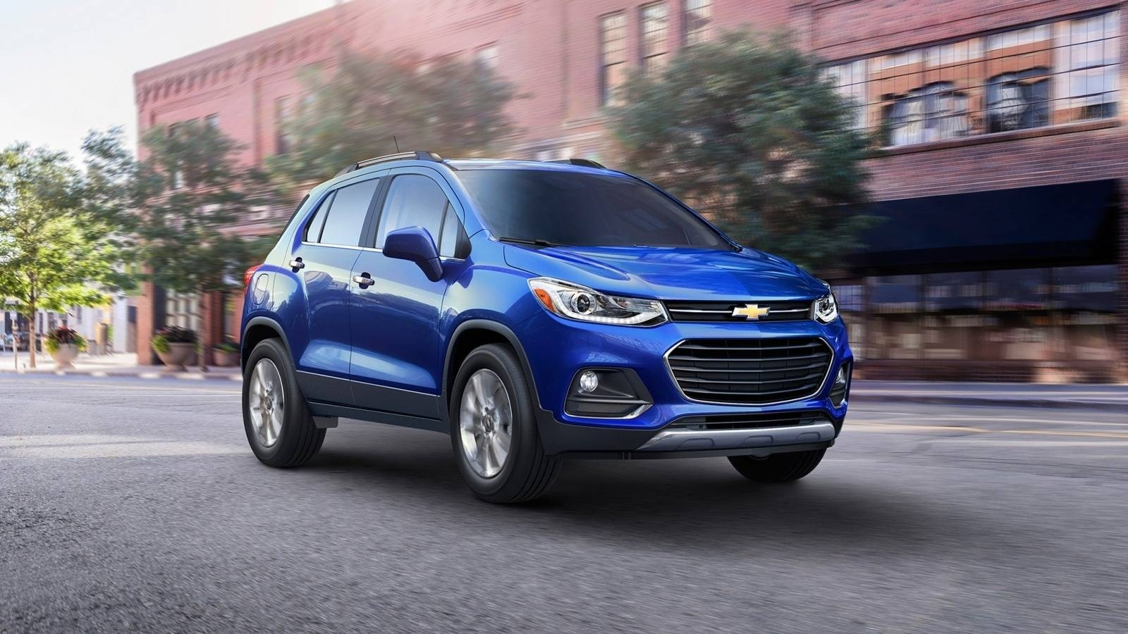 Chevrolet Trax 2018 precio