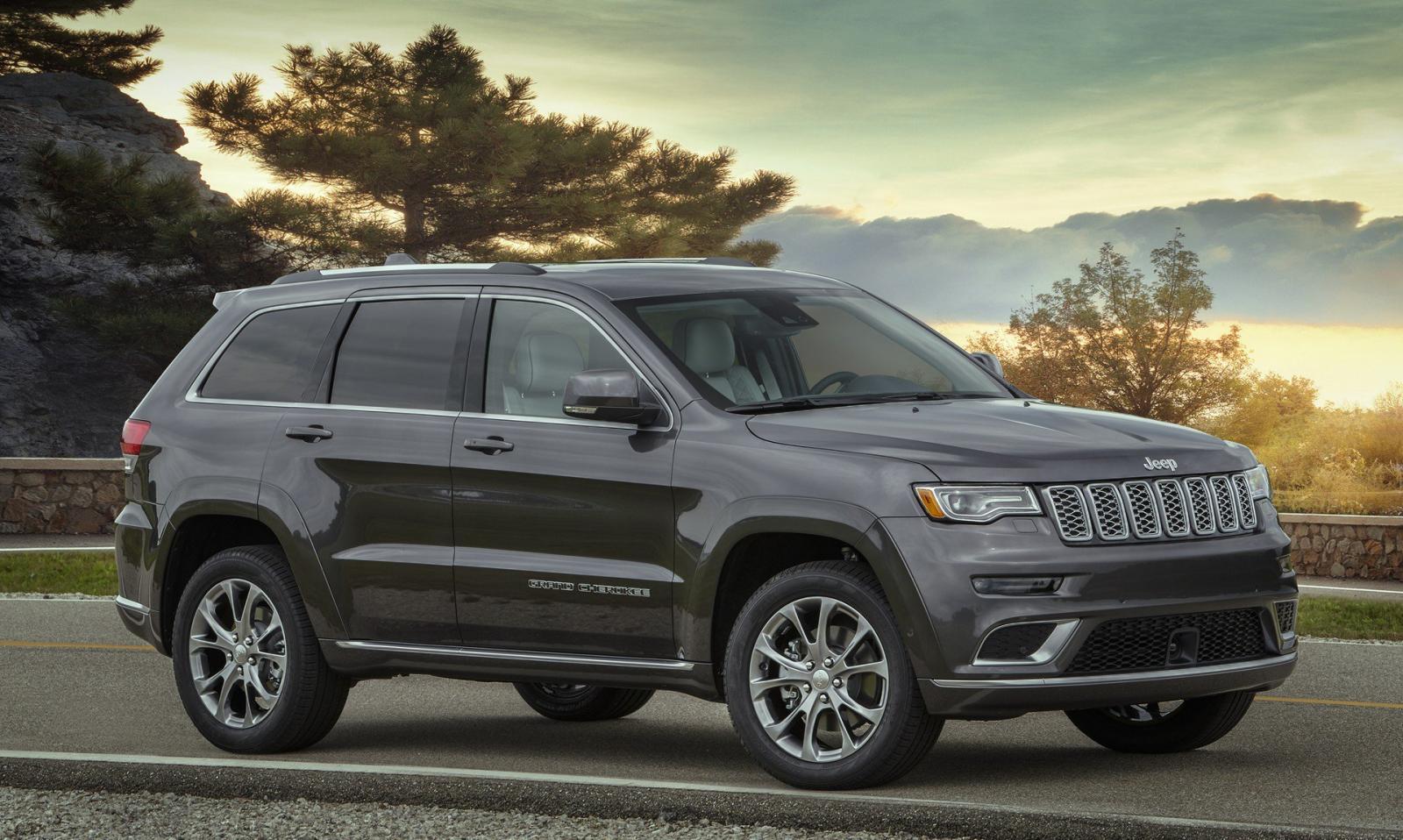 La siguiente generación de la Jeep Grand Cherokee llegará ...