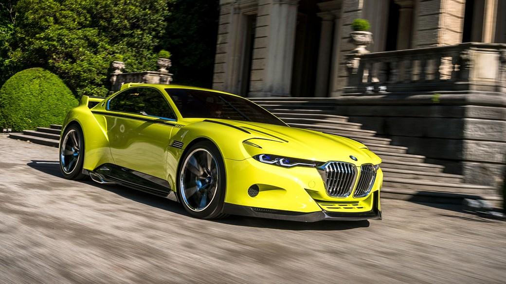 BMW Hommage Concept 2015