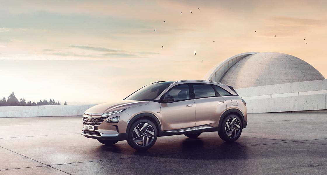 Hyundai apostará por las pilas de combustible de hidrógeno durante la próxima década