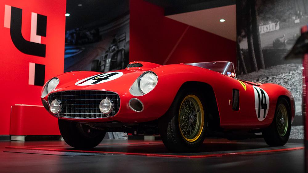Ferrari 290 MM Sotheby´s