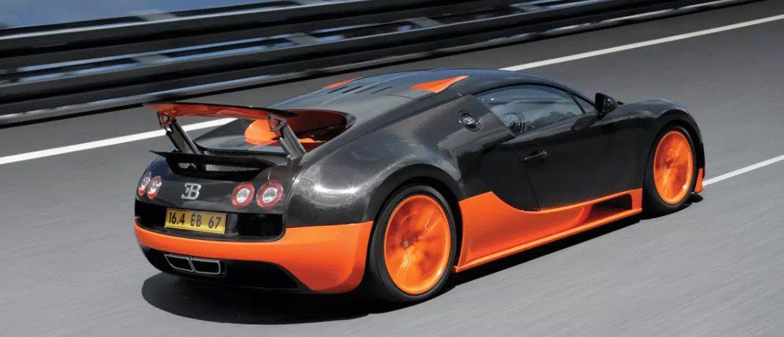 Algunas refacciones del Bugatti Veyron son tan costosas como un auto nuevo de otras marcas