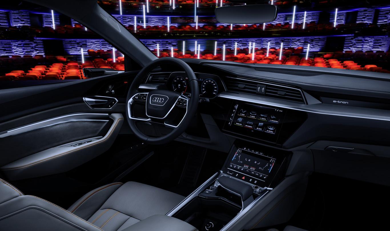 El Audi Immersive In-Car Entertainment será presentado en el CES 2019