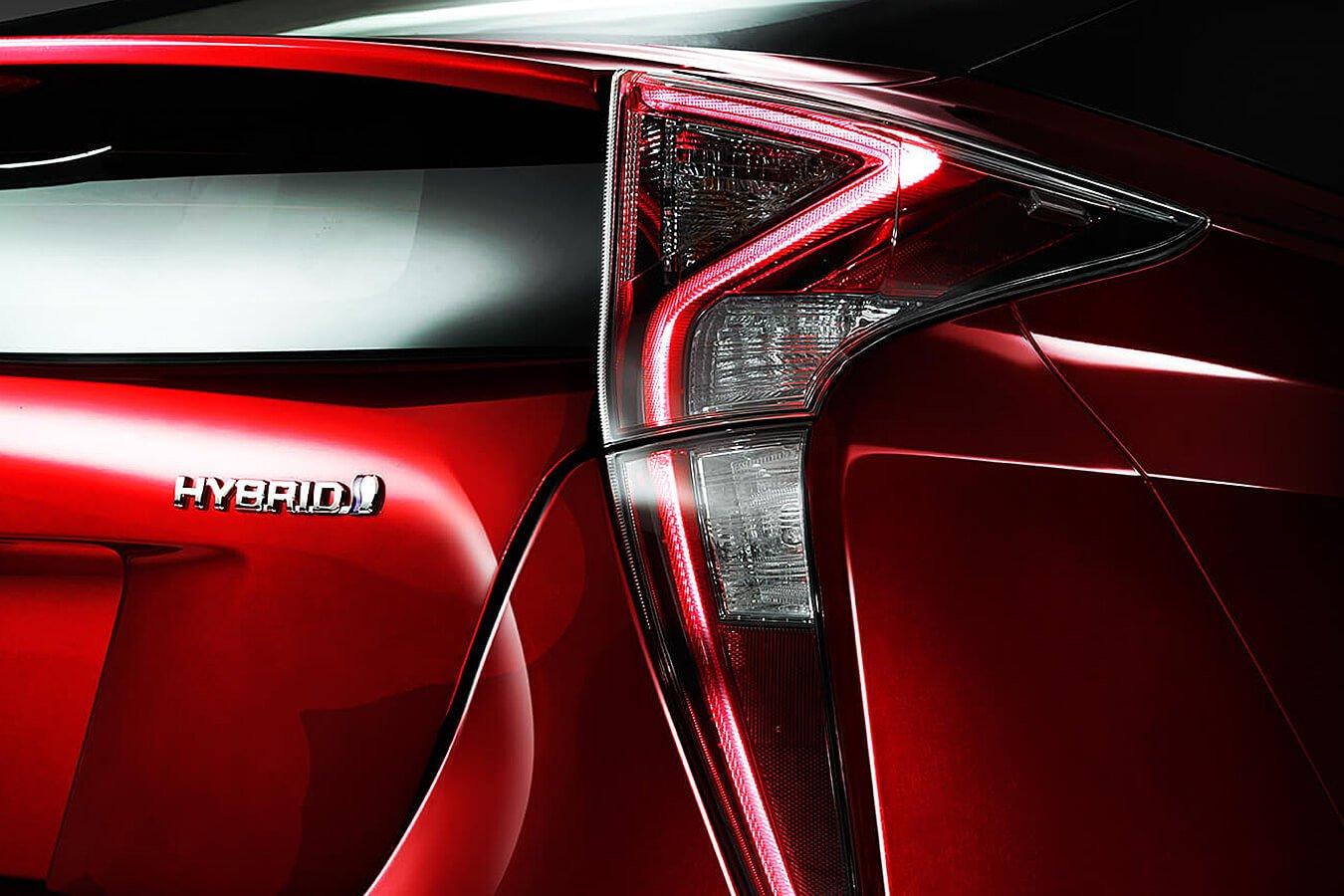 La apuesta de Toyota será por las unidades híbridas