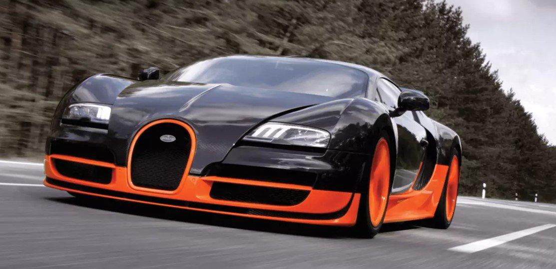 Mantener un Bugatti Veyron es una misión extremadamente costosa