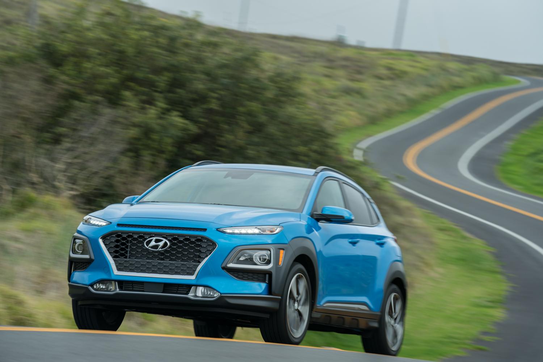 Doble reconocimiento para Hyundai Kona