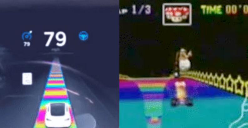 Demostrando el gusto de Elon Musk por los videojuegos