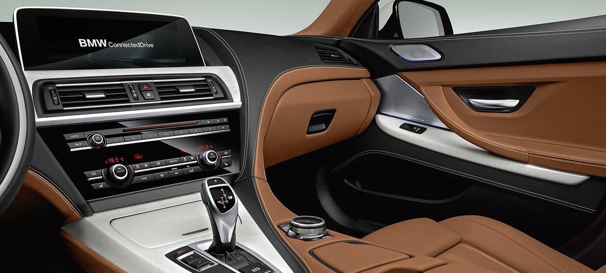 El BMW Serie 6 precio en México cuenta con un sistema de infotenimiento vanguardista