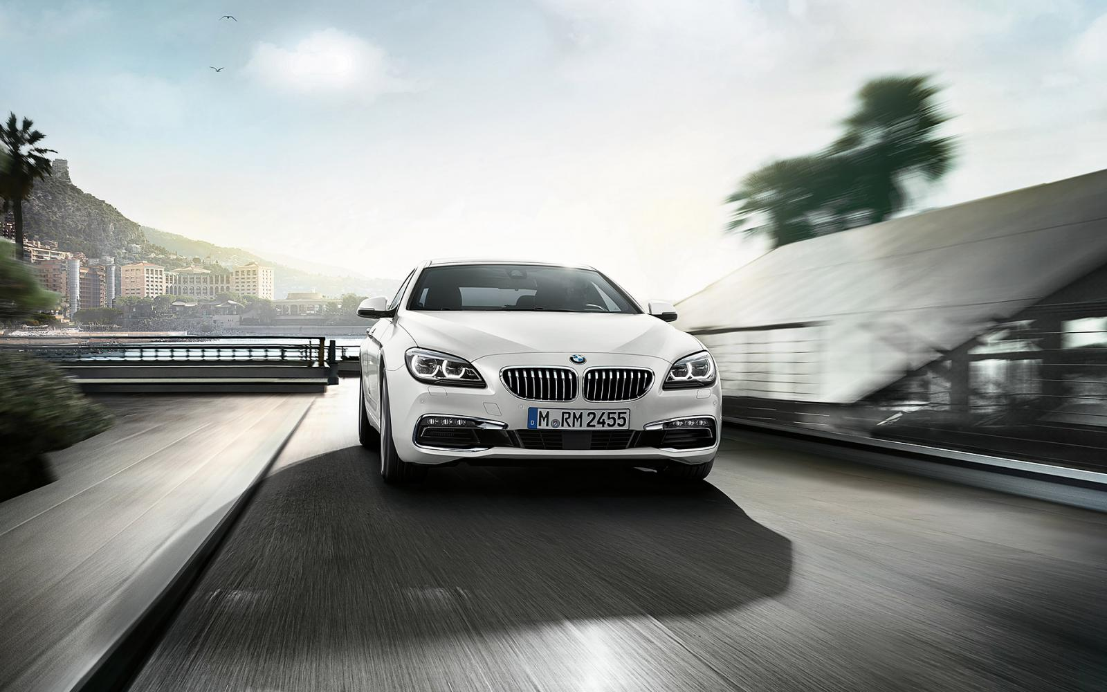 El diseño del BMW Serie 6 precio en México se basa en una silueta perfectamente contorneada y dinámica