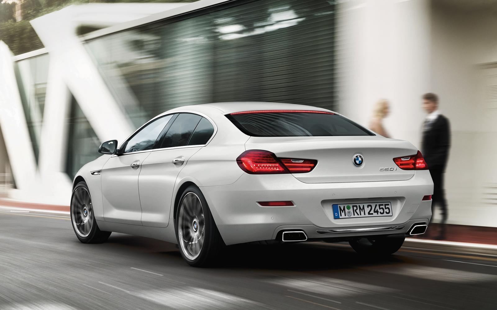BMW Serie 6 precio en México Cumple con creces en el apartado de seguridad
