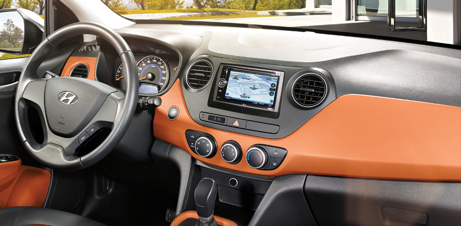 Hyundai Grand i10 GLS TA 2019