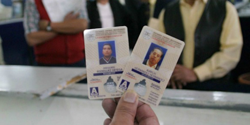 Documentos para tramitar licencia de conducir
