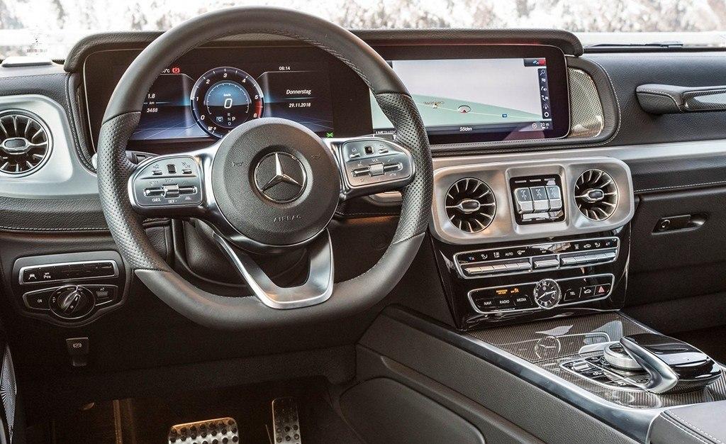 Mercedes Benz Clase G 350 d