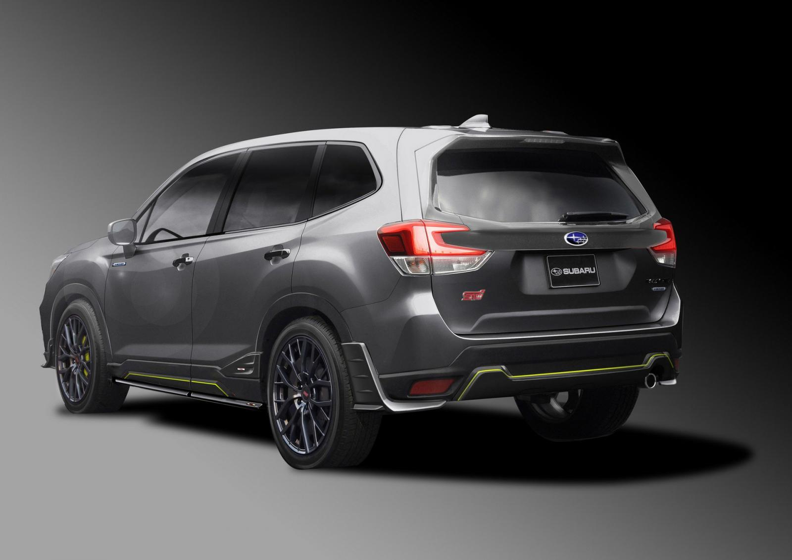Subaru Forester STI Concept