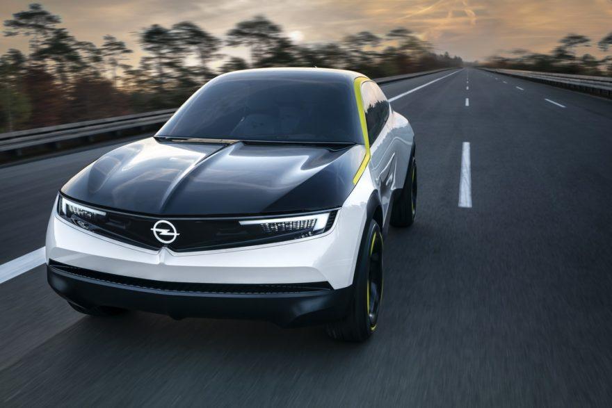 La Opel GT X Experimental promete dar mucho de qué hablar en los próximos meses