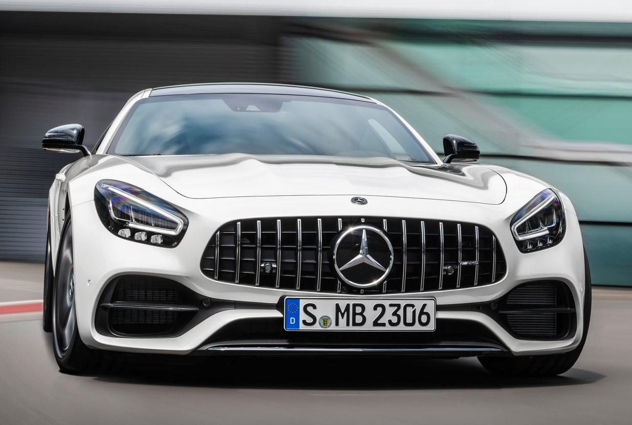 Mercedes-AMG GT S 2019