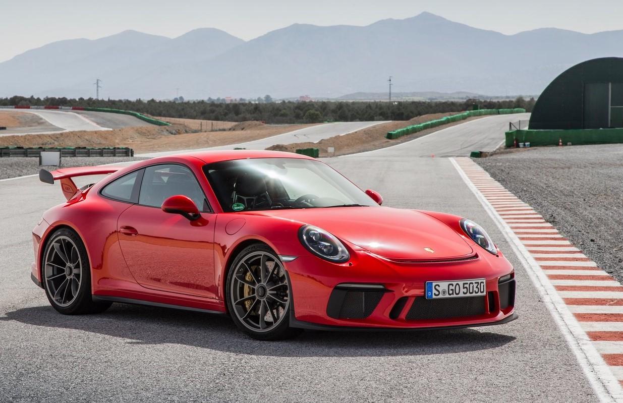 Porsche 911 GT3 2019