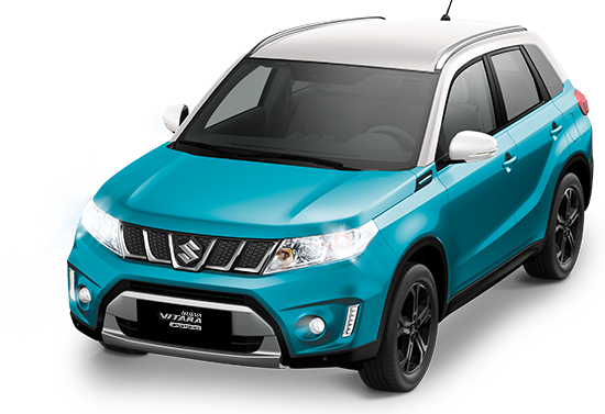 La Suzuki Vitara Boosterjet TA AG 2018 proyecta su estilo aventurero desde el diseño exterior
