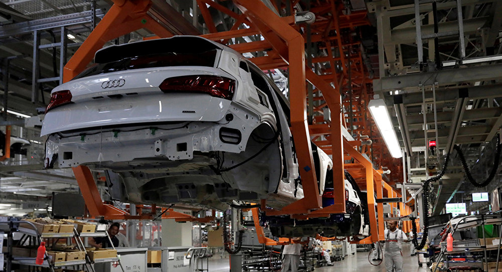 Audi Q5 2019 México