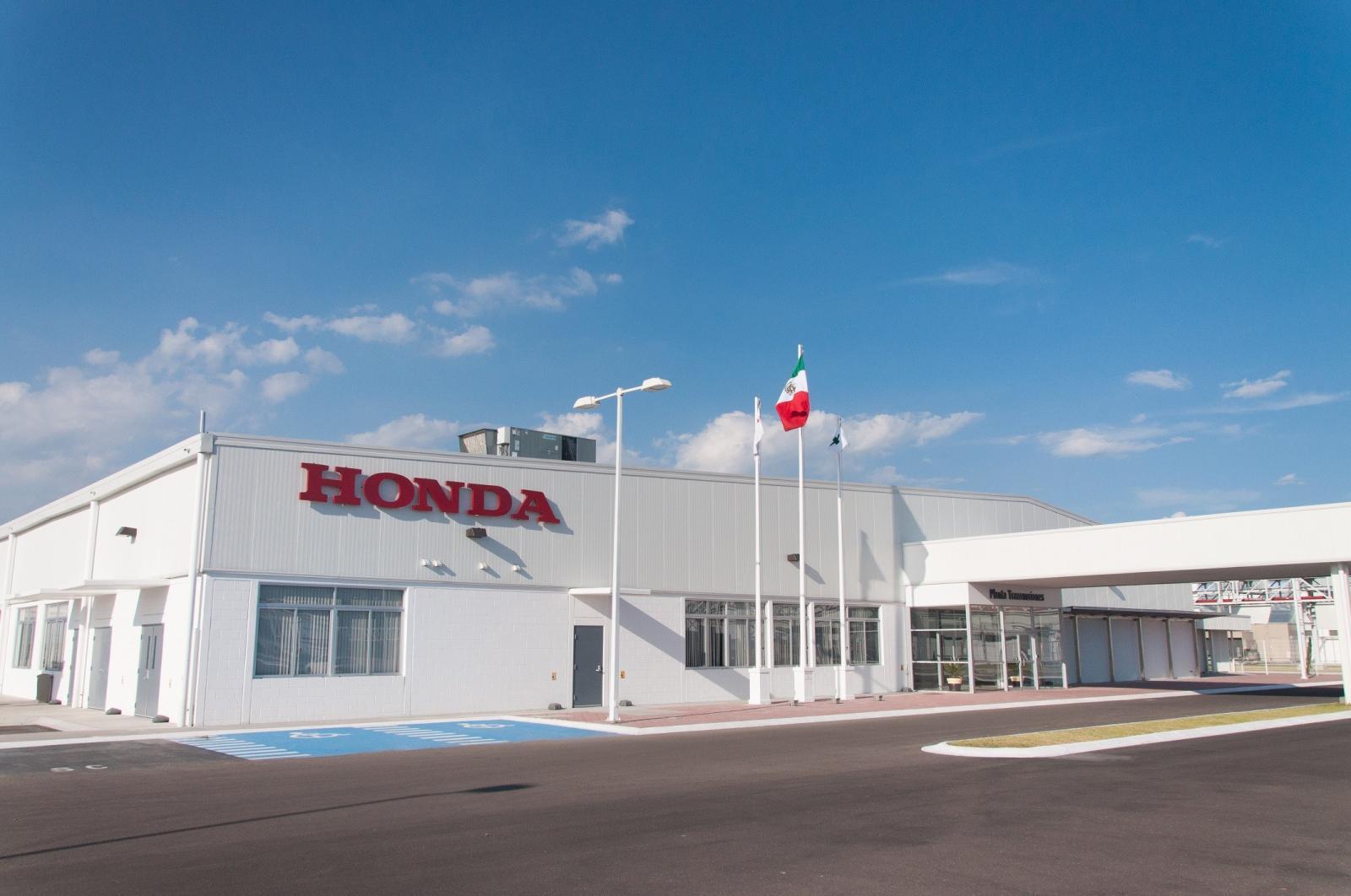 Planta Honda Celaya